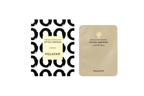 POLATAM  Water Gel Extra Force Mask 3 BOX SET