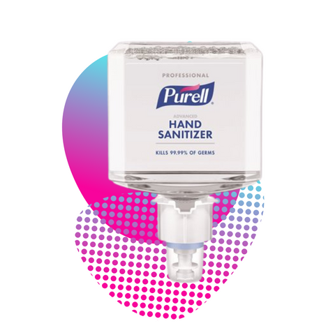 ES6 Purell Sanitizer