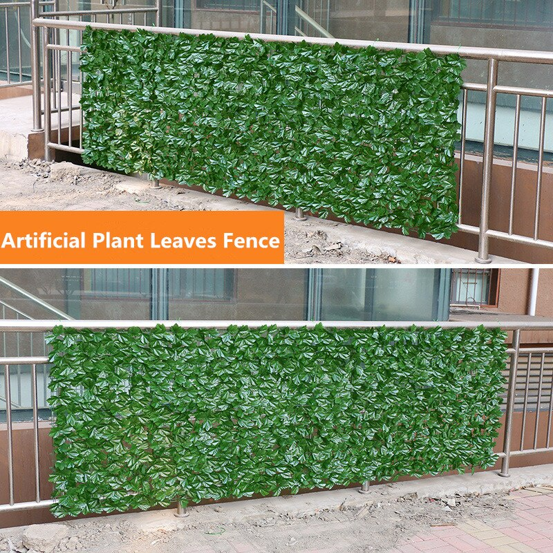 Dense/Thick Artificial Privacy Fence