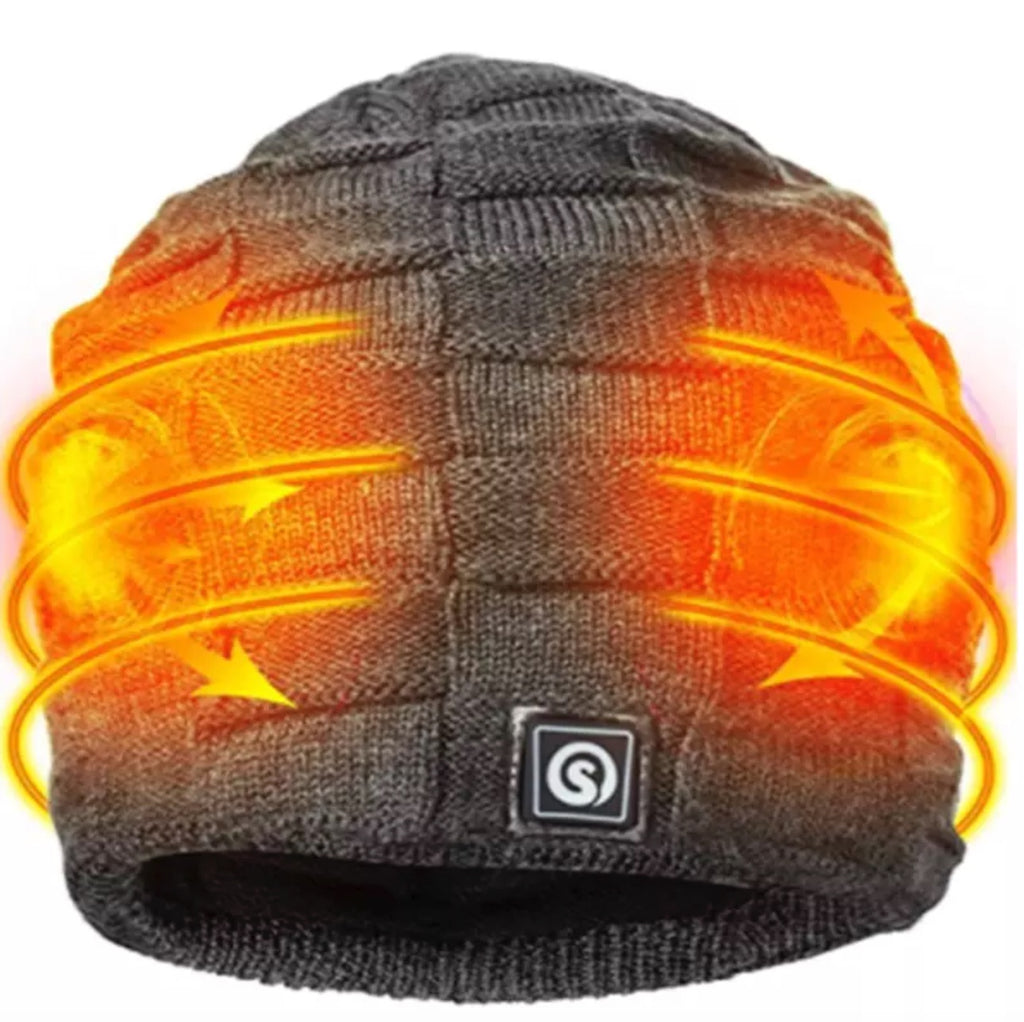Rechargeable Heated Hat