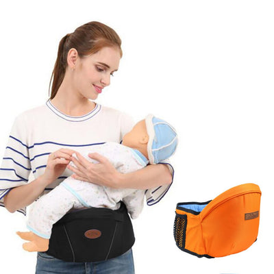 BABY HIP SEAT STORAGE PACK BABY CARRIER PACK 2019 storage baby carrier sling hip waist stool seat backpack wrap for newborns mom