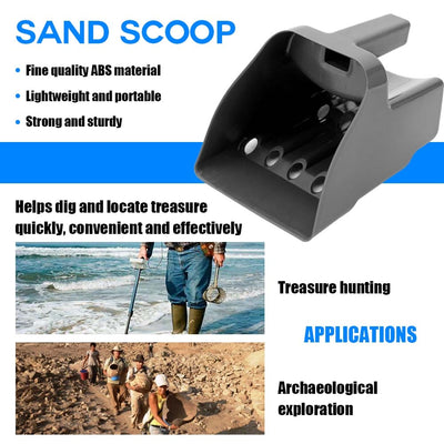 Sand Scoop for metal detector