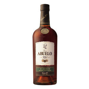 Ron  Abuelo Finish Collection Oloroso 750ml
