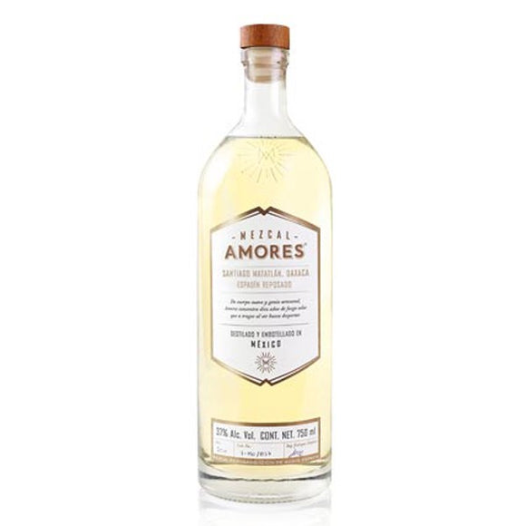 Mezcal  Amores Reposado 750ml