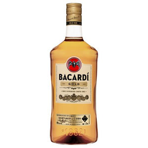 Ron Mini  Bacardi Carta Oro 200ml