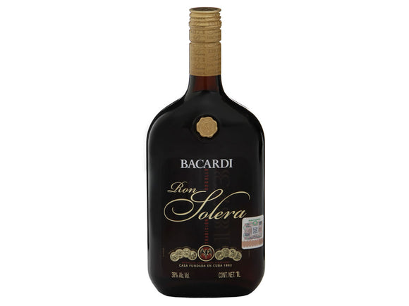 Ron  Bacardi Solera 1000ml