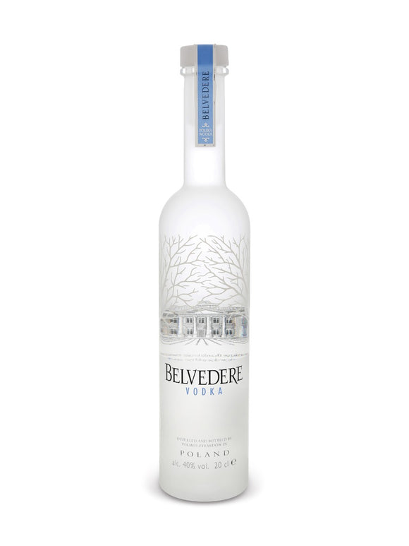 Vodka Mini  Belvedere 200ml