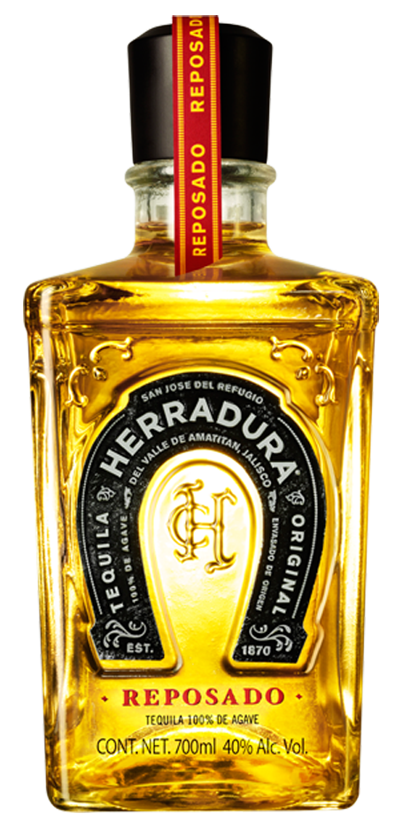 Tequila Mini  Herradura Reposado 375ml