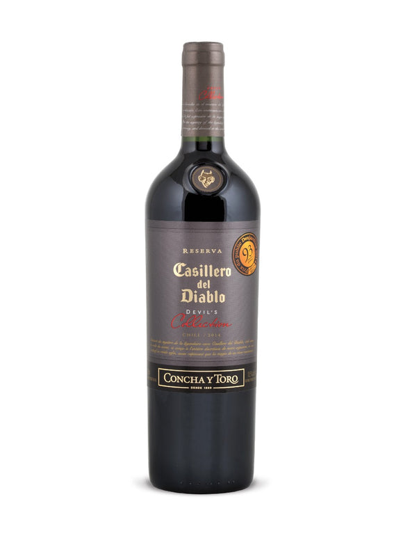 Vino Tinto Casillero Del Diablo Reserva Devil´s Collection 750ml
