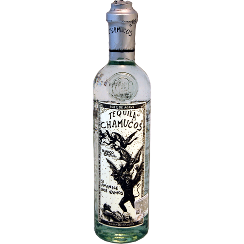 Tequila  Chamucos Blanco 750ml