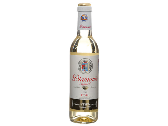 Mini Vino Blanco Diamante 375ml