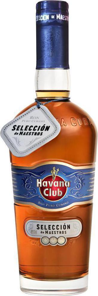 Ron  Havana Club Seleccion 700ml