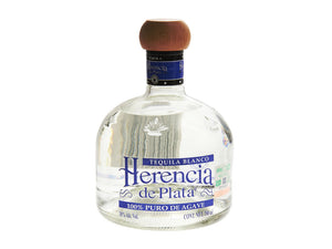 Tequila  Herencia De Plata Blanco 750ml
