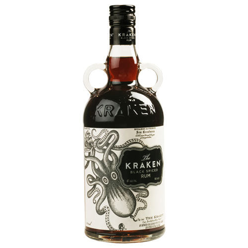 Ron  Kraken 750ml