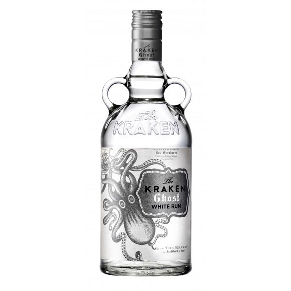 Ron  Kraken Ghost White 750ml