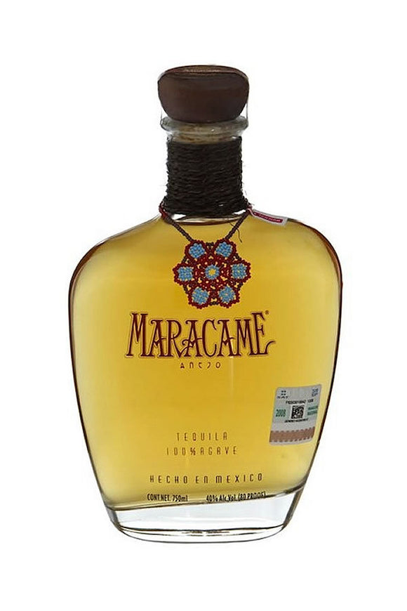 Tequila  Maracame Añejo 750ml