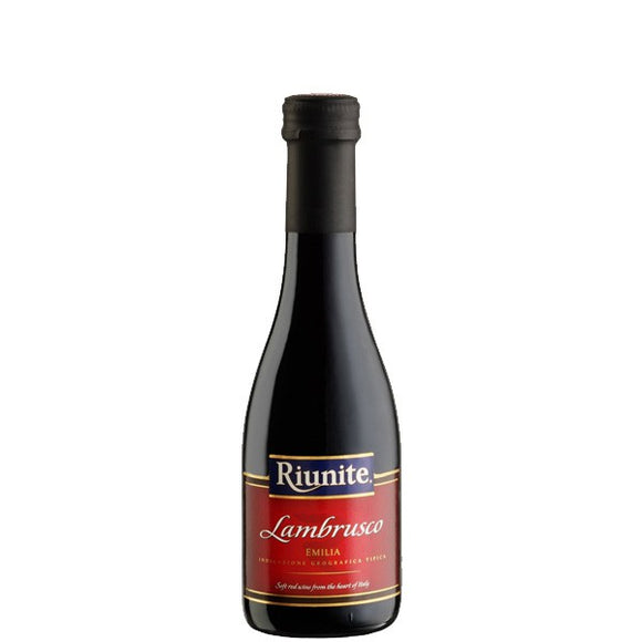 Vino Espumosos Mini Vino Espumoso Riunite Lambrusco 187ml