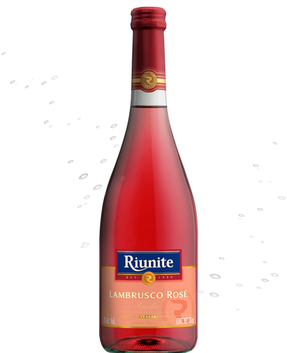 Vino Espumosos Vino Espumoso Riunite Lambrusco Rose 750ml