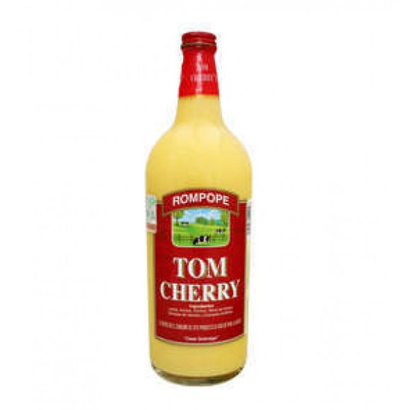 Rompope  Tom Cherry 1000ml