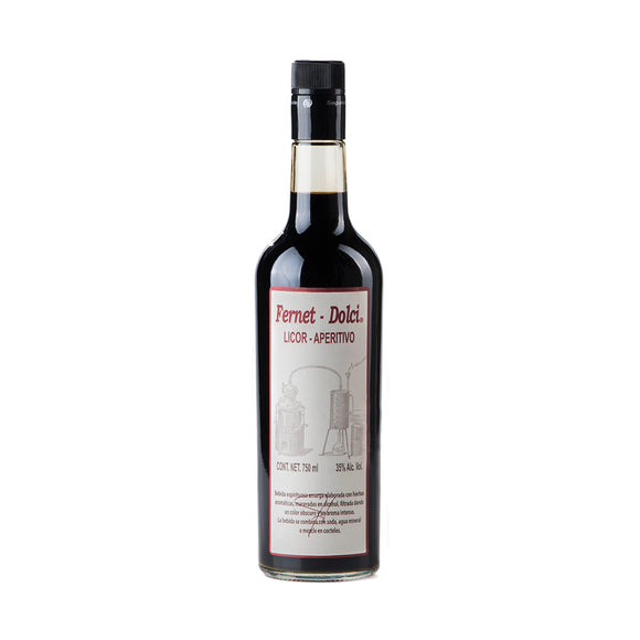 Licor Fernet Dolci 750ml