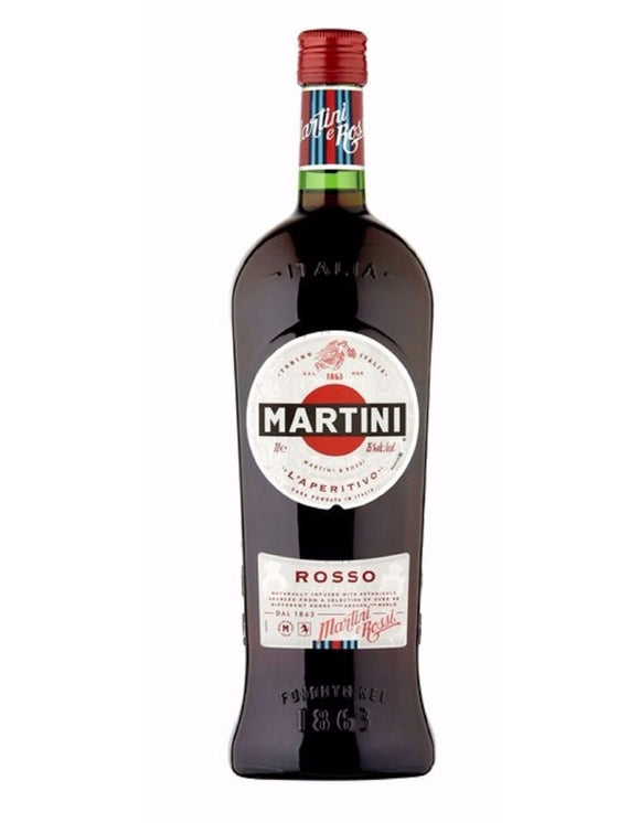 Licor Vermouth Martini Rosso 750ml