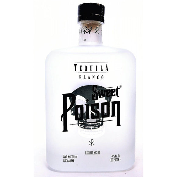 Tequila  Sweet Poison Blanco 750ml
