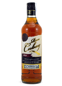 Ron  Cubay Añejo 700ml