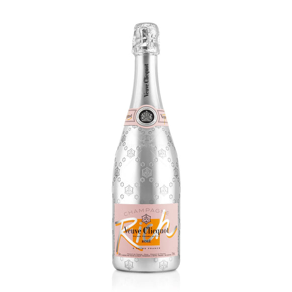 Champagne Veuve Clicquot Rich Rose 750ml