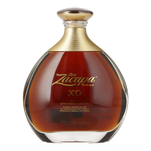 Ron  Zacapa Cent Xo 750ml