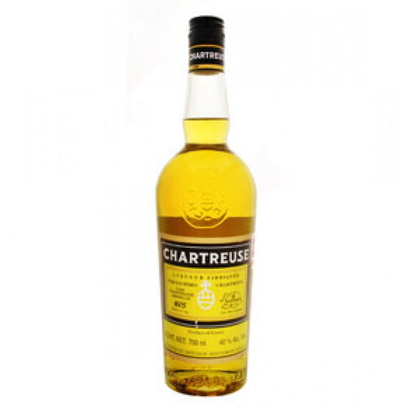 Licor  Chartreuse Amarillo 700ml
