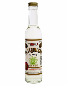 Tequila Mini  Tequileño Blanco 250ml