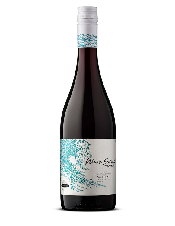 Vino Tinto Wave Series By Carment Pinot Noir 750ml