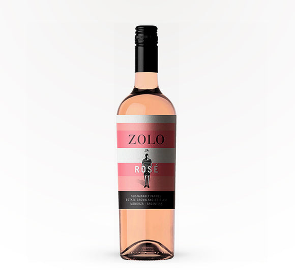 Vino Rosado Zolo Signature Rose 750ml