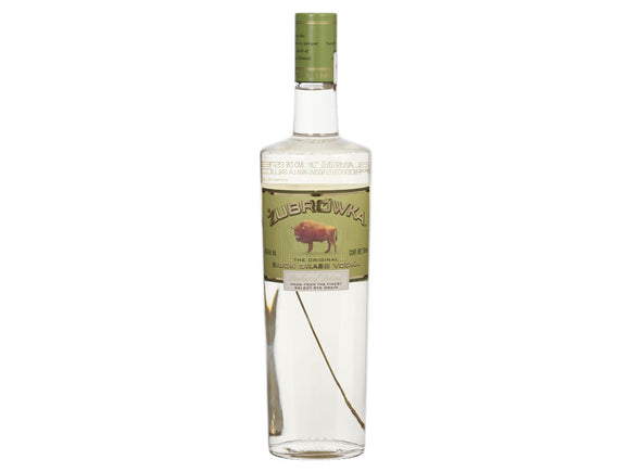 Vodka  Zubrowka Bison Grass 750ml
