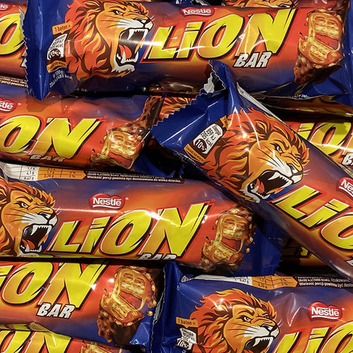 Milk Chocolate Lion Bar