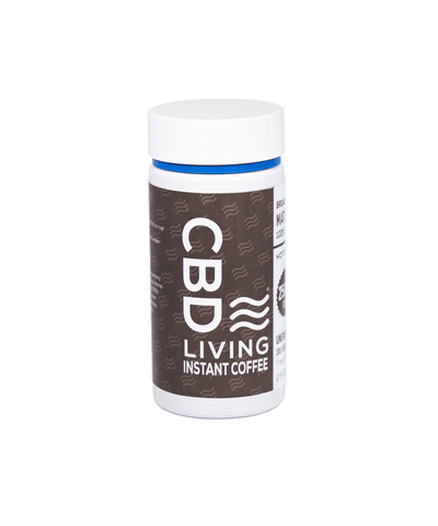 CBD Living Coffee (250 mg total)