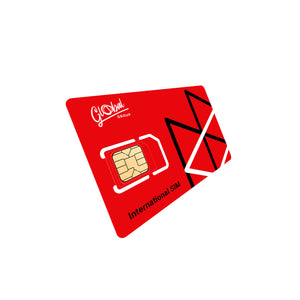 Bon d'achat Global Mobile SIM / RECHARGE 20 € - Global Mobile