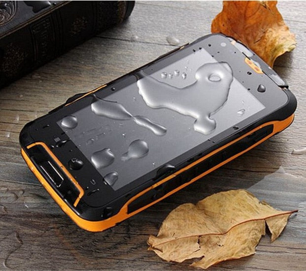 Waterproof Smartphone 4.5'' WIFI 3G Dual Sim - Global Mobile