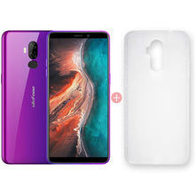 Charger l'image dans la visionneuse de la galerie, Ulefone P6000 Plus 6350mAh Smartphone Android 9.0 6inch HD + Dual Camera Ouad Core 3GB 32GB Cell Phone 4G Mobile Phone Android - Global Mobile