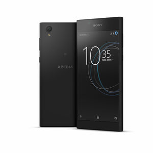 Sony Xperia L1, Black Color, Dual SIM, 16 GB - Global Mobile