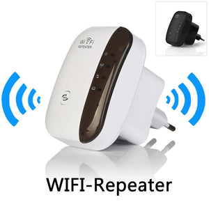 Router Wireless WiFi Repeater Extender - Global Mobile