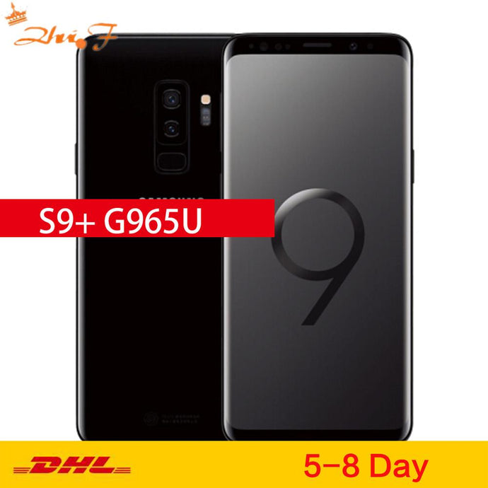 Samsung Galaxy S9 Plus S9 + G965U Original déverrouillé - Global Mobile