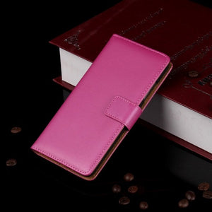 Book Case For Sony Xperia // Leather - Global Mobile