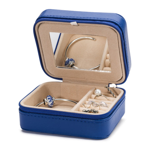 China Blue Jewellery Box