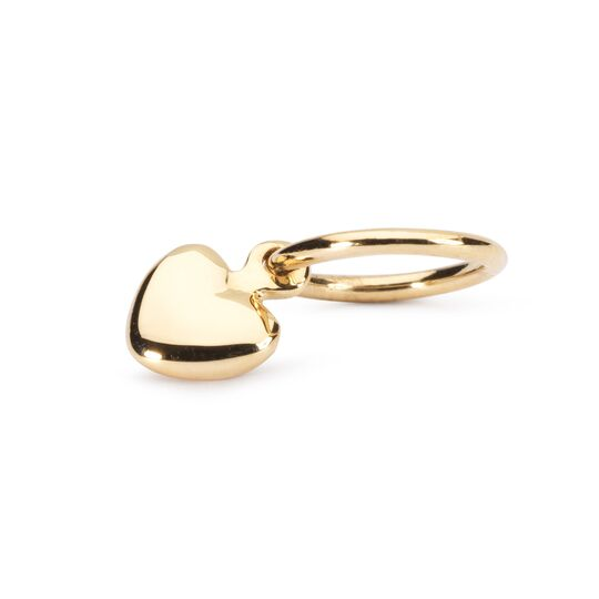 Mini Heart, 18K Gold