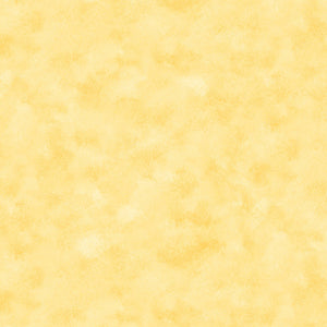 Cotton Ball Yellow Children's Fabric from Honey Bunny Collection 44 Inches Wide