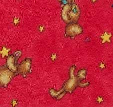 Buddy and The Star Babies Baby Fabric Cotton Baby Nursery Fabric