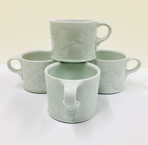 Andy Shaw, Set of 4 Mugs