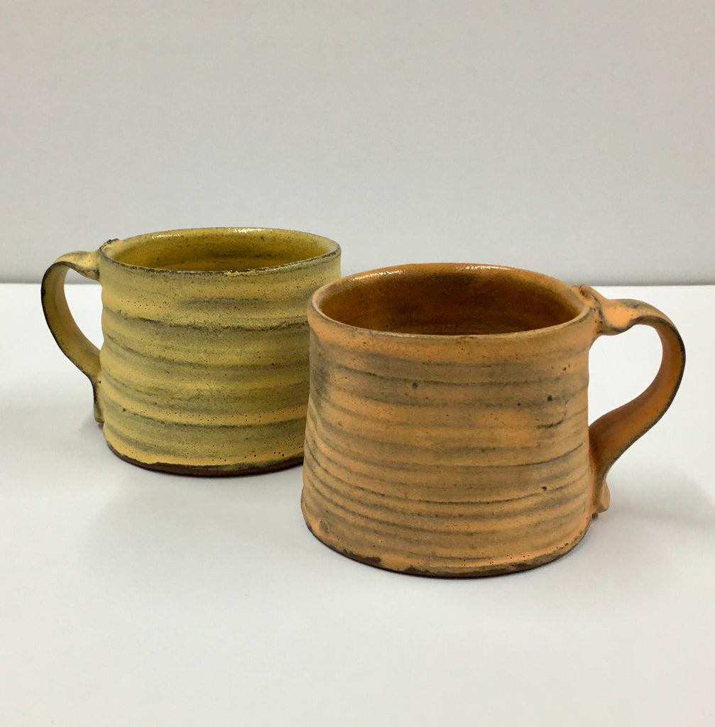 Pair of Sunshine Cobb Mugs