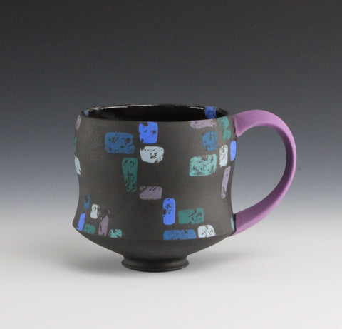 <b>Jason Stockman</b><br/> <i>Cup w/ Handle #10<br/>